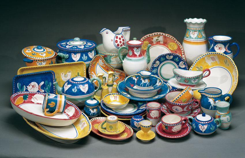 Ceramica artistica solimene for Oggettistica moderna per la casa